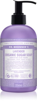 Dr. Bronner's Lavender Liquid Soap for Body and Hair