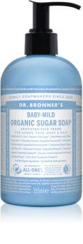 Dr. Bronner's Baby-Mild mydło w płynie do ciała i włosów