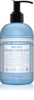 Dr. Bronner's Baby-Mild рідке мило для тіла та волосся