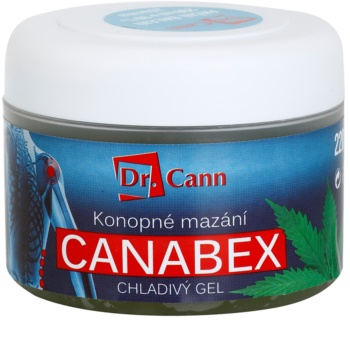Dr. Cann Canabex chladivý konopný gél