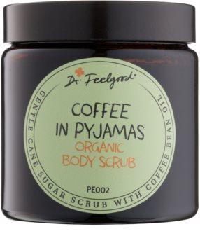 Dr. Feelgood BIO šećerni peeling s uljem sjemenki kave