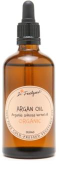 Dr. Feelgood BIO and RAW Cosmetische Arganolie  voor Gezicht, Lichaam en Haar