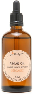 Dr. Feelgood BIO and RAW ulei de argan cosmetic pe fata , corp si par