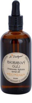 Dr. Feelgood BIO and RAW aceite de baobab para pieles muy secas