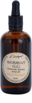 Dr. Feelgood BIO and RAW huile de baobab pour peaux très sèches