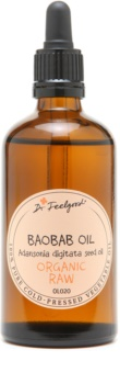 Dr. Feelgood BIO and RAW olio di baobab per pelli molto secche