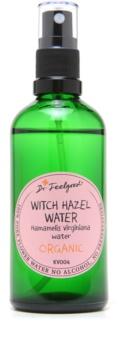 Dr. Feelgood BIO água floral com hamamelis para pele problemática e irritada