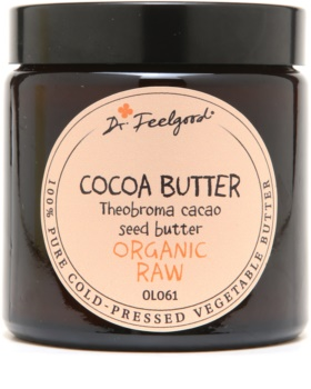 Dr. Feelgood BIO and RAW Cocoa Butter