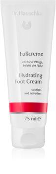 Dr. Hauschka Hand And Foot Care hidratáló krém lábakra