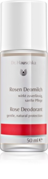 Dr. Hauschka Body Care Rose Deodorant Roll - On