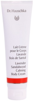 Dr. Hauschka Body Care Calming Body Cream With Lavender And Sandalwood