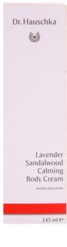 Dr. Hauschka Body Care Kalmerende Bodycrème  met Lavendel en Sandelhout
