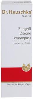 Dr. Hauschka Body Care aceite corporal con limón y pasto de limón