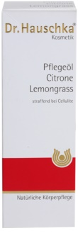 Dr. Hauschka Body Care Body Oil With Lemon And Lemongrass