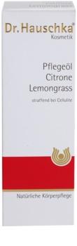 Dr. Hauschka Body Care telový olej s citrónom a citrónovou trávou