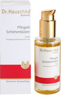 Dr. Hauschka Body Care óleo corporal de abrunho