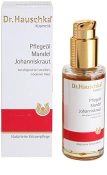 Dr. Hauschka Body Care testápoló olaj mandulából és orbáncfűből