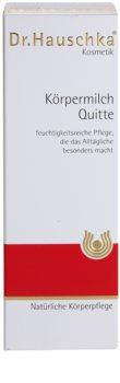 Dr. Hauschka Body Care Körpermilch aus Quitten