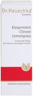 Dr. Hauschka Body Care hydratačné telové mlieko s citrónom a citrónovou trávou