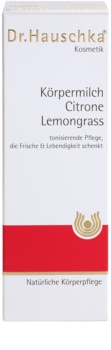 Dr. Hauschka Body Care Lemon and Lemongrass Body Moisturizer