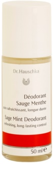 Dr. Hauschka Body Care dezodor zsályával és mentával