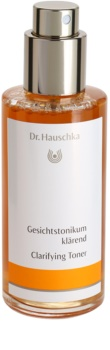 Dr. Hauschka Cleansing And Tonization solutie tonica cu efect de iluminare