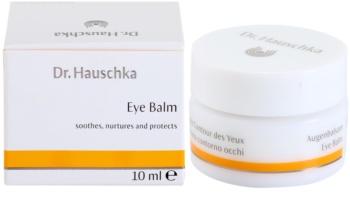 Dr. Hauschka Eye And Lip Care bálsamo nutritivo para contorno de ojos