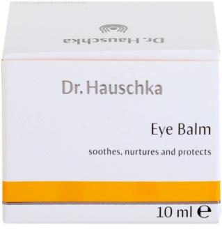 Dr. Hauschka Eye And Lip Care tápláló balzsam a szem köré