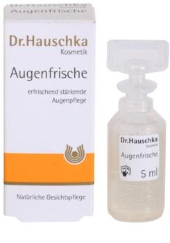 Dr. Hauschka Eye And Lip Care frissítő oldat a fáradt szemek szempakolásához