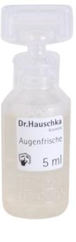 Dr. Hauschka Eye And Lip Care compresas refrescantes para los ojos cansados