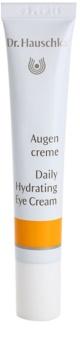 Dr. Hauschka Eye And Lip Care creme hidratante diário para o contorno dos olhos
