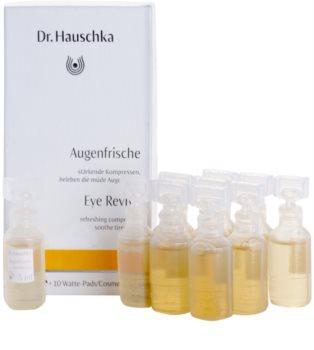 Dr. Hauschka Eye And Lip Care comprese racoritoare pentru ochi obositi