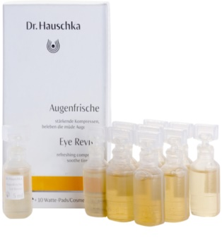 Dr. Hauschka Eye And Lip Care lotion rafraîchissante pour yeux fatigués