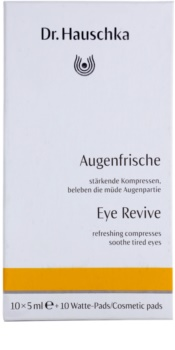Dr. Hauschka Eye And Lip Care Refreshing Compresses For Tired Eyes