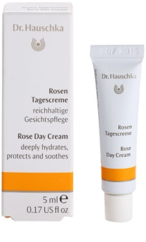 Dr. Hauschka Facial Care Day Cream From Rose