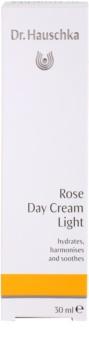 Dr. Hauschka Facial Care crème légère à la rose