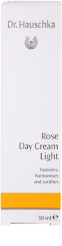Dr. Hauschka Facial Care Light Cream From Rose