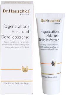 Dr. Hauschka Facial Care regeneráló krém nyakra és a dekoltázsra