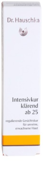 Dr. Hauschka Facial Care intenzívna starostlivosť pre pleť s nedokonalosťami