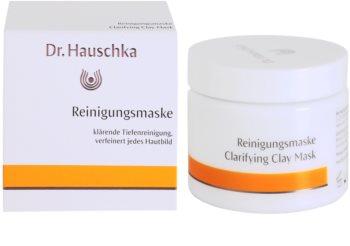 Dr. Hauschka Facial Care čistiaca a rozjasňujúca pleťová maska z ílu