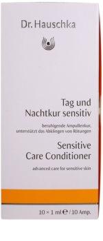 Dr. Hauschka Facial Care arc kúra az érzékeny arcbőrre