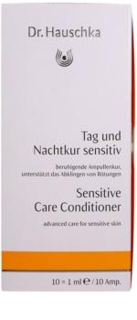 Dr. Hauschka Facial Care pleťová kúra pro citlivou pleť