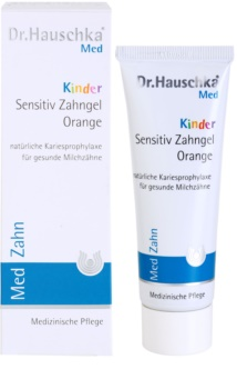 Dr. Hauschka Med zubna pasta za djecu s okusom naranče