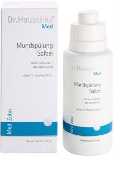 Dr. Hauschka Med Mundwasser mit Salbei