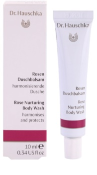 Dr. Hauschka Shower And Bath balsam pentru dus de trandafir