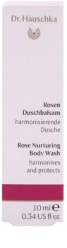Dr. Hauschka Shower And Bath bálsamo de duche de rosas