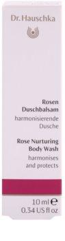 Dr. Hauschka Shower And Bath tusoló balzsam rózsából