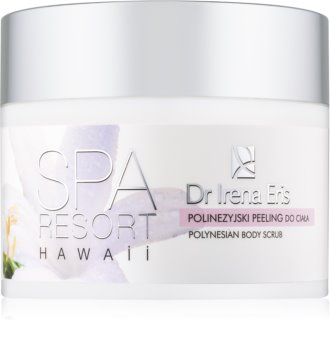 Dr Irena Eris SPA Resort Hawaii exfoliant corp