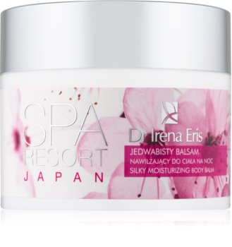 Dr Irena Eris SPA Resort Japan leichter Körperbalsam mit feuchtigkeitsspendender Wirkung