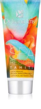 Dr Irena Eris SPA Resort Tahiti Zelfbruinende Body Lotion